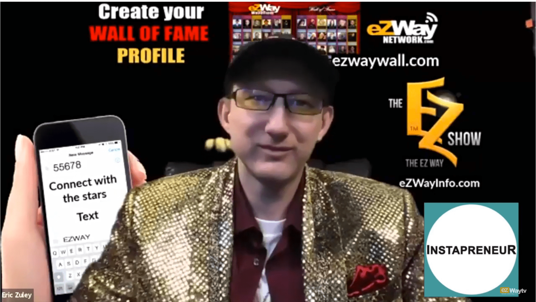 Eric Zuley tells his Story and gives GOLDEN Nuggets on Sales and more…