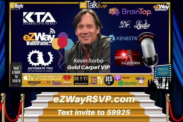 Eric Zuley Birthday Gold Carpet Kevin Sorbo