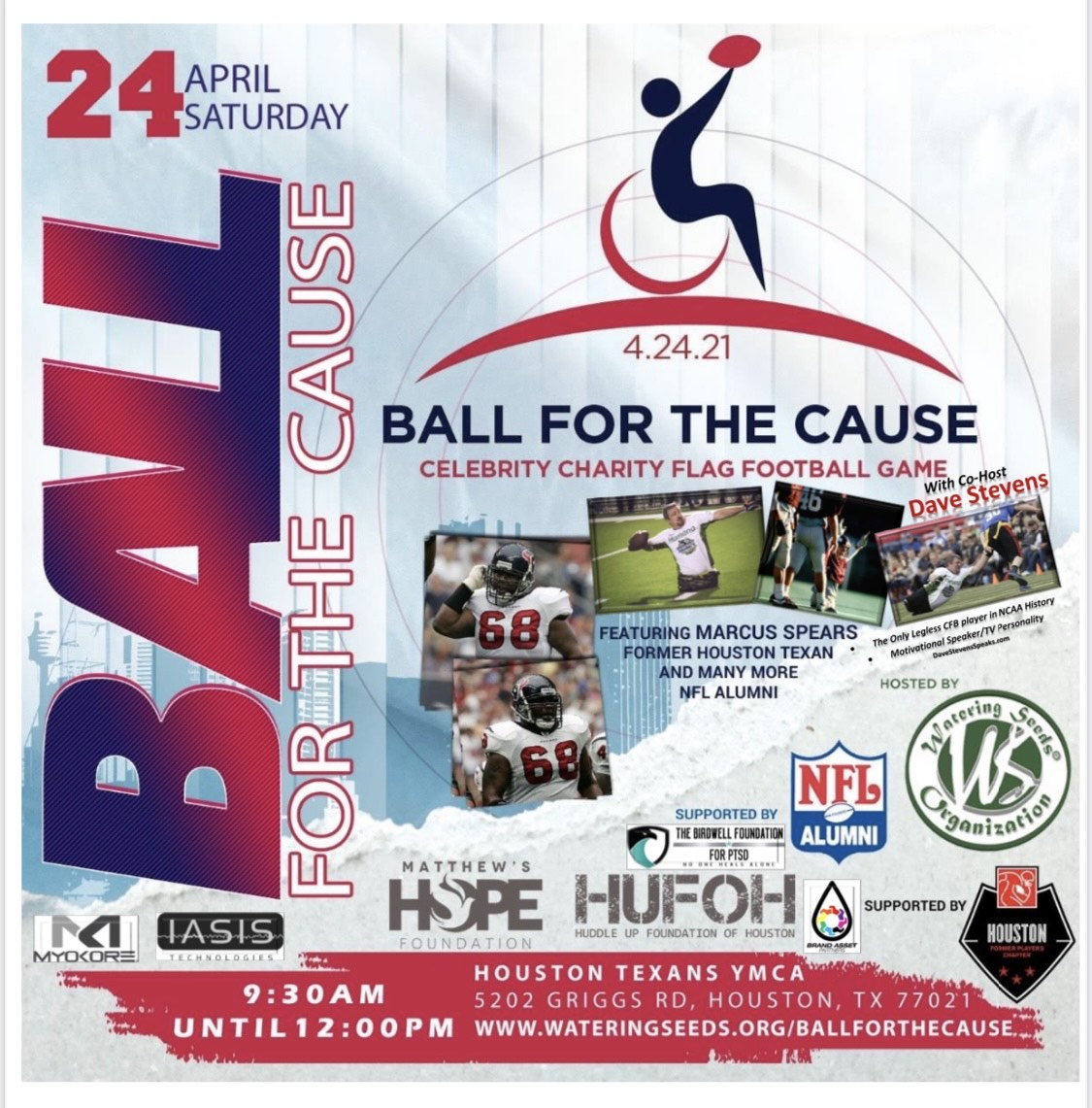 BALL FOR A CAUSE EVENT 2021