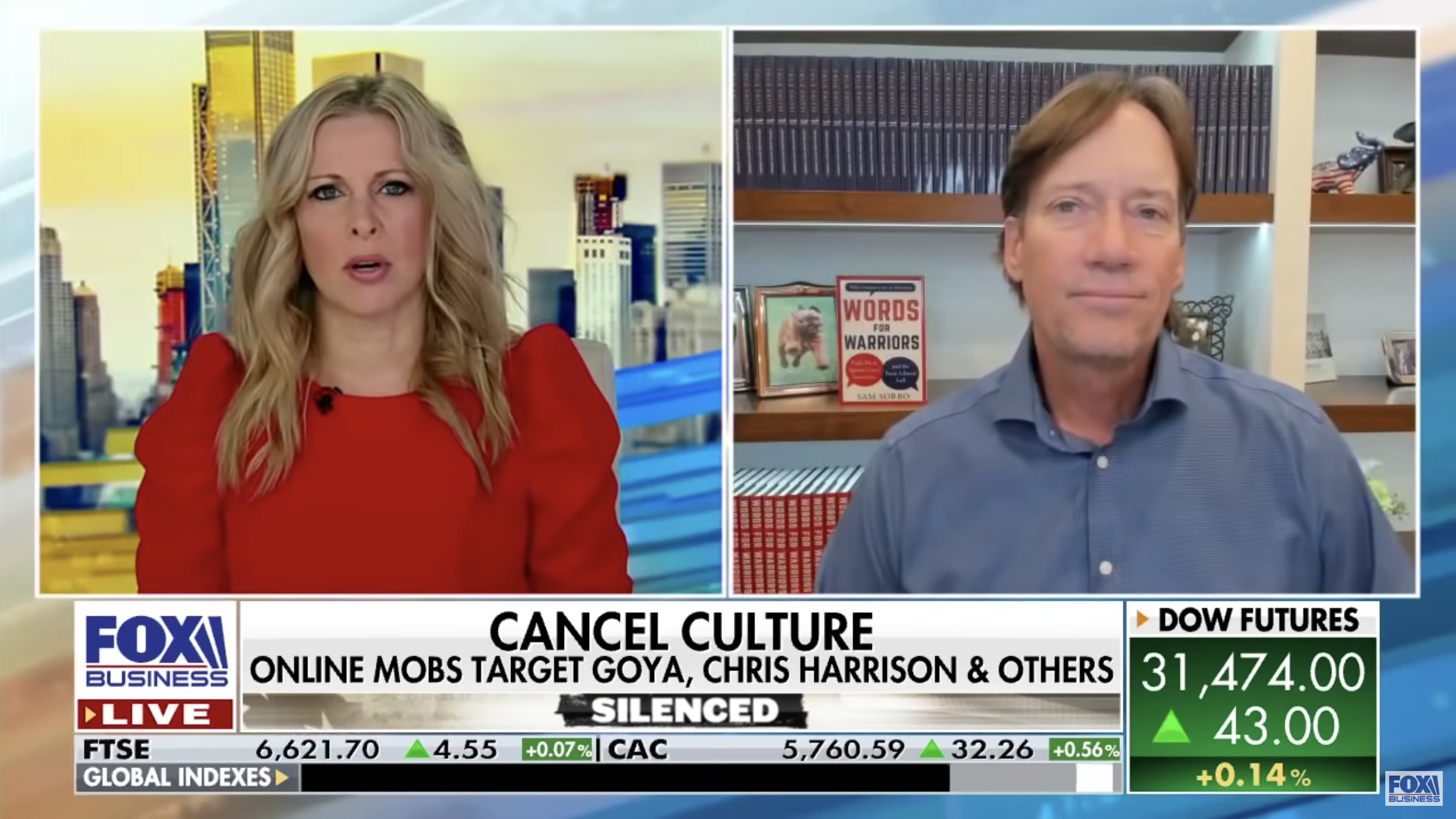 KEVIN SORBO SPEAKS UP AGAINST FACEBOOK CHOICES