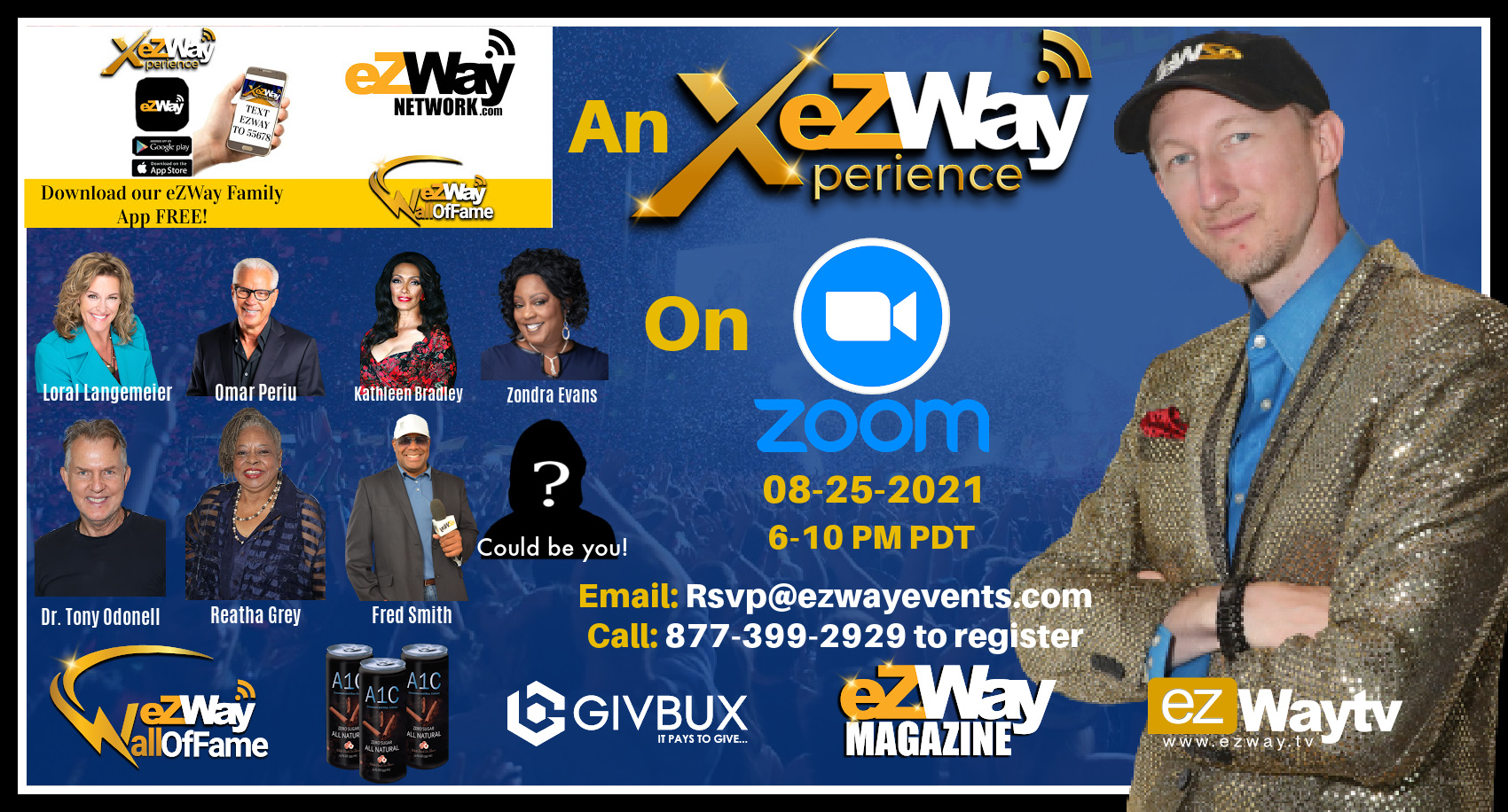 An eZWay Networking Zoom Xperience