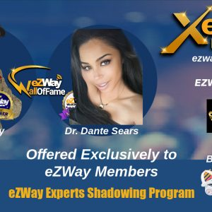 Shadow Q & A with Dr. Dante Sears eZWay Expert Shadowing Program