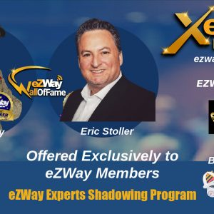 Shadow Q & A with Eric Stoller eZWay Expert Shadowing Program