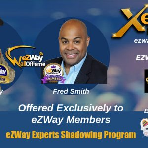 Fred Smith eZWay Experts Shadowing Program
