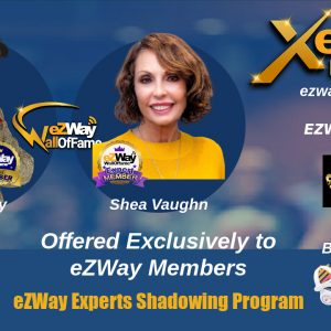 Shadow Q & A with Shea Vaughn eZWay Expert Shadowing Program