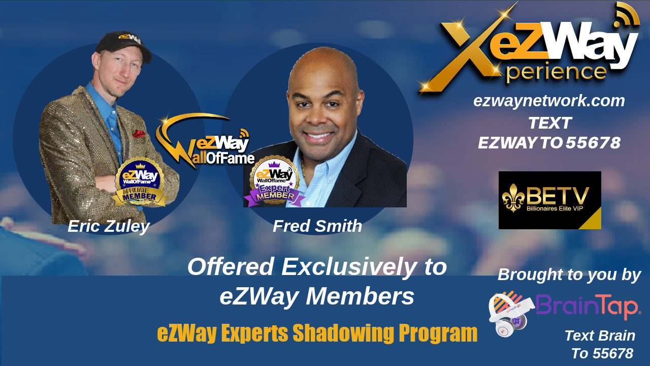 Meet eZWay Expert Fred Smith